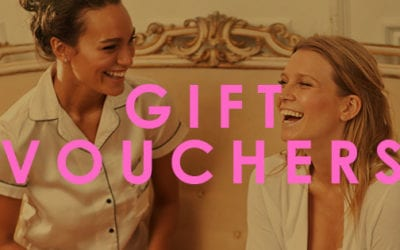 Introducing Online Gift Vouchers