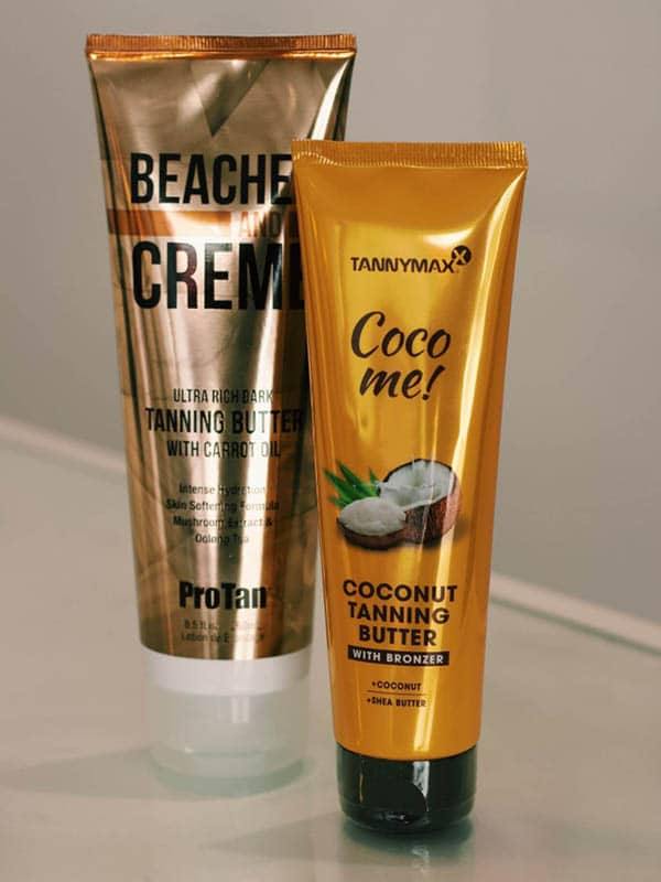 Beaches and Creme Tanning Butter