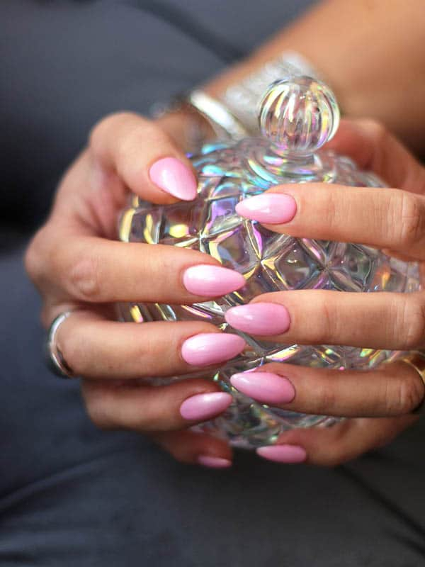 Acrylic Nails Glow Saltash