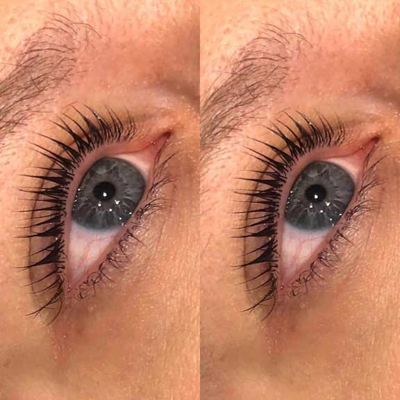 Lash Lifting & Tinting in Saltash